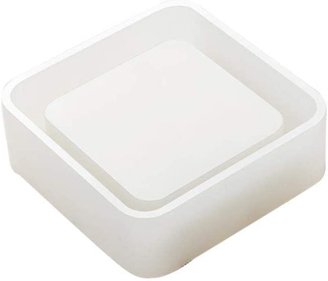 Clay Molds New mail order - Diy Crystal Pattern S Mould Ashtray Perfume Plaster Limited price