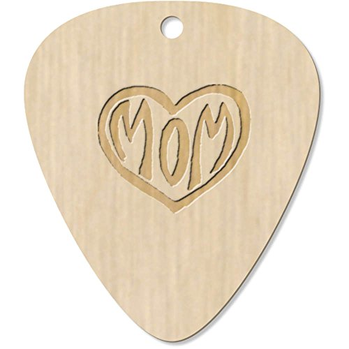 Azeeda 7 x 'Mom' médiator / pic de Guitare (GP00010560)