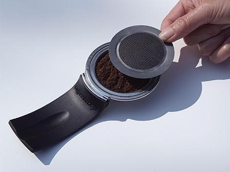 Coffeeduck für Senseo Kaffeemaschine (Typ: Senseo Classic HD7810 und 7812)