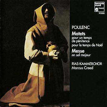 Poulenc: Sacred Music for Unaccompanied Mixed Chorus