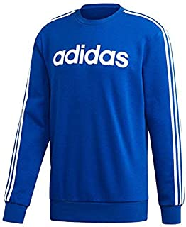 adidas Men's E 3s Crew Fl Sweatshirt