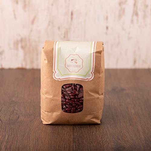 süssundclever.de® Bio Kidneybohnen | rot | 1,8 kg | unbehandelt | plastikfrei und ökologisch-nachhaltig abgepackt