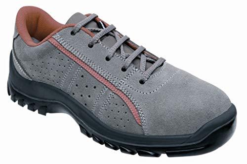 Panter 170100330901 Zapatos de Seguridad, Verde Mayo, 43