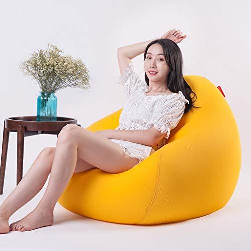 Sofa, luifel, sofa, zak Bean Bag Chair voor volwassenen, sofa, Bean Bag Chair Soft Microvezel Cover – vulling van hoge kwaliteit en bescherming van het milieu. M A01