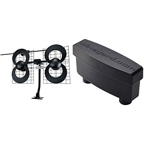 ClearStream 4V Indoor/Outdoor HDTV Antenna with...
