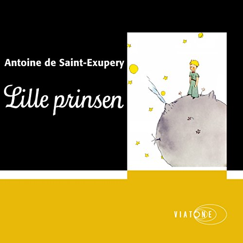 Lille prinsen [The Little Prince] audiobook cover art