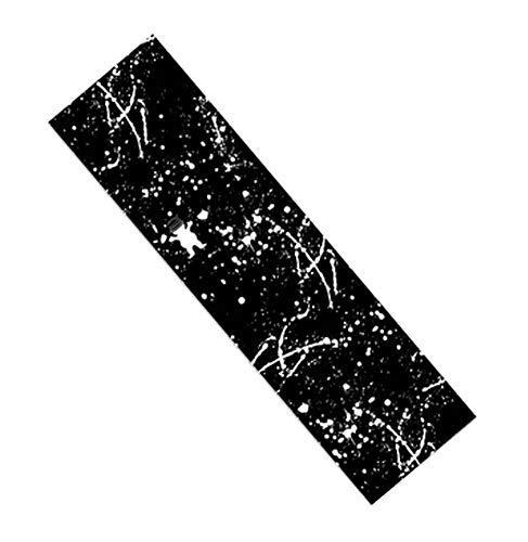 Black Temptation Skateboard Griffband Skateboard Griptape Blatt Skateboard Aufkleber #11
