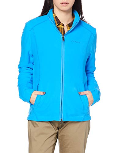 Schöffel Damen Fleece Jacket Leona2 Fleecejacke, spring break, 42