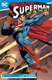 Comic Superman Up in the Sky #1 (of 6) Reg CVR Book