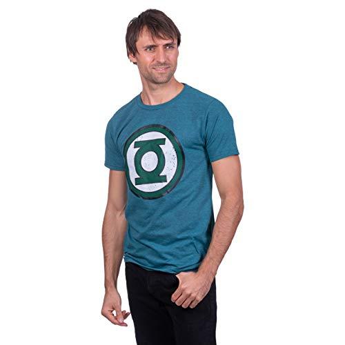 linterna verde camiseta fabricante Match Design