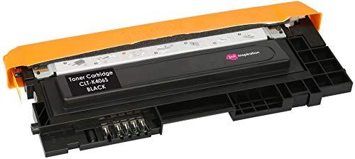 Schwarz Premium Toner kompatibel für Samsung Xpress SL C410W C460FW C460W C467W CLP-360 CLP-365 CLP-365W CLX-3305 CLX-3305FN CLX-3305W | CLT-K406S 1.500 Seiten
