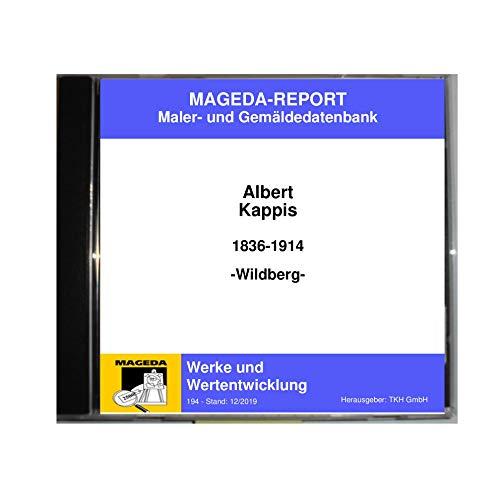 Albert Kappis Werke und Wertentwicklung MAGEDA-REPORT (Stand:12/2019)