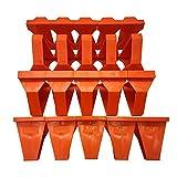ERUYN 20 Unids/Set Hogar para Junta de Piso de Madera de Vinilo Fácil Instalación Herramientas Reutilizables Profesionales de Madera Dura Forma Laminada