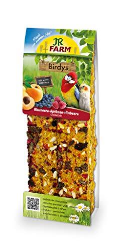 JR Farm Birdys, Großsittich, Blaubeere-Aprikose-Karotte