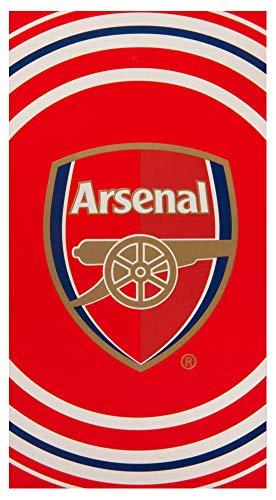 Arsenal FC Pulse Handtuch, Redwhite, EinheitsgràƒàƒÅ¸e