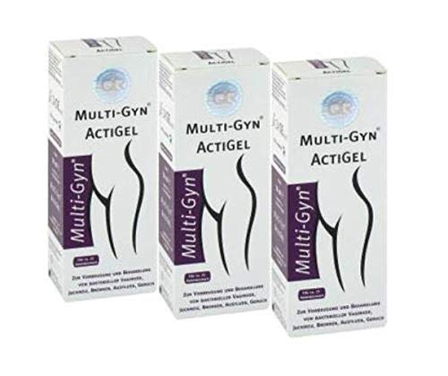 MultiGyn Actigel 50ml **3 PACK DEAL** by MultiGyn