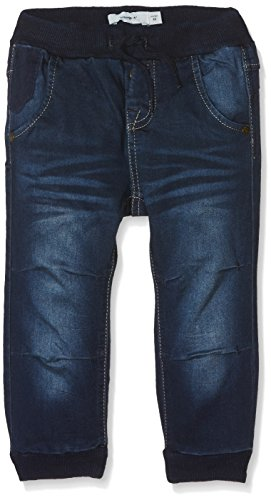 NAME IT NAME IT Mädchen NMMBOB DNMTOLLY 3001 Pant NOOS Jeans, Blau (Dark Blue Denim), 80