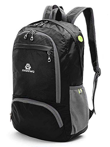 Loocower Lightweight Hiking Travel Backpack, 35L Packable Ultralight Backpack Daypack,...