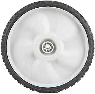 "Arnold 11"" Universal Plastic Wheel - MTD, Craftsman, Toro, 490-325-0023"