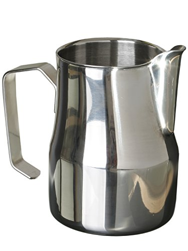 scarlet espresso | Milchkännchen »L'Art Profi« für Latte Art; aus 18/10 Edelstahl mit Antihaftbeschichtung; hochwertiger Barista Pitcher (350 ml)