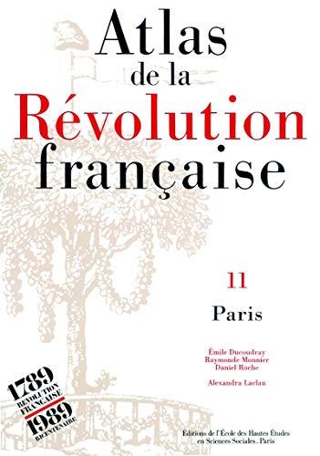 Atlas de la Révolution française - Tome X : Économie (ATLAS DE LA REVOLUTION)