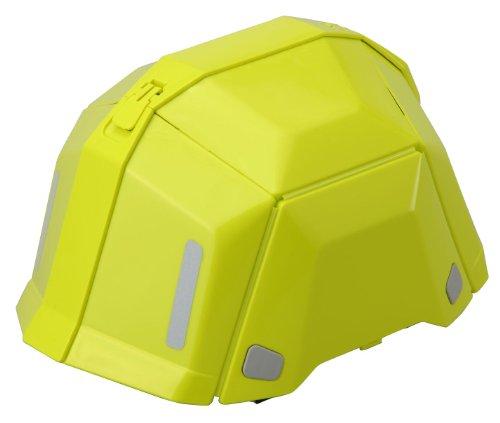 TOYO 防災用折りたたみヘルメット BLOOM II No.101 ライム