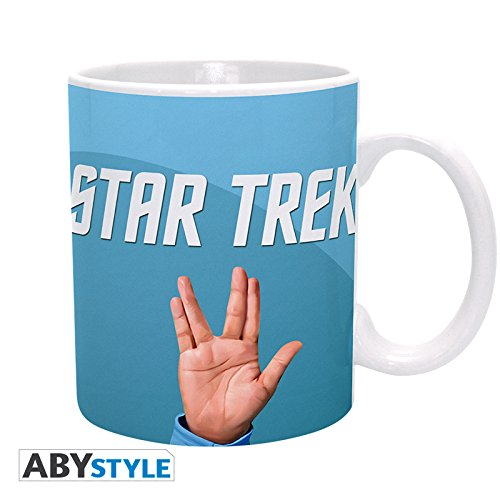 ABYstyle - Star Trek - Tasse - 320 ml - Spock
