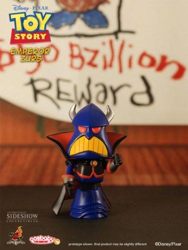 Hot Toys - Toy Story 3 figurine Cosbaby série S Zurg 8 cm