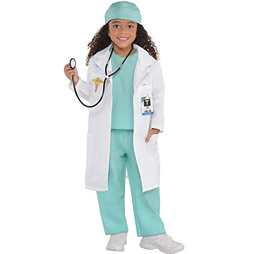 CSTM DOCTOR Girl 3-4yrs