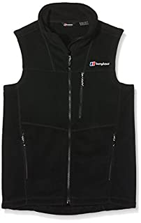 Berghaus Prism 2.0 Men's Outdoor Fleece Gilet available in Black/Black - Large (B01GUNG7W0) | Amazon price tracker / tracking, Amazon price history charts, Amazon price watches, Amazon price drop alerts