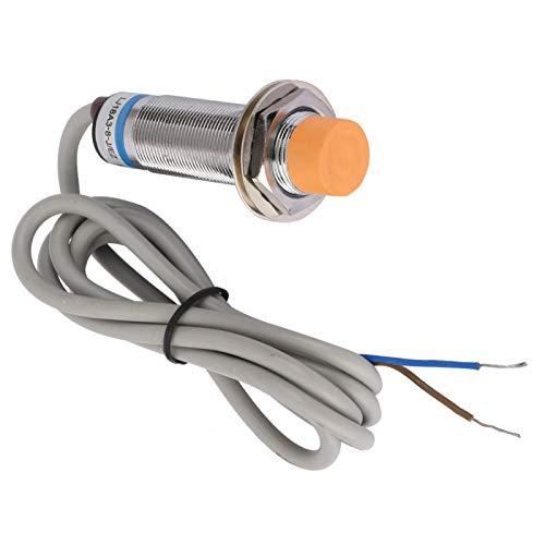 Interruptor de sensor de proximidad normalmente abierto de CA para equipos de máquinas con distancia de detección de 8 mm
