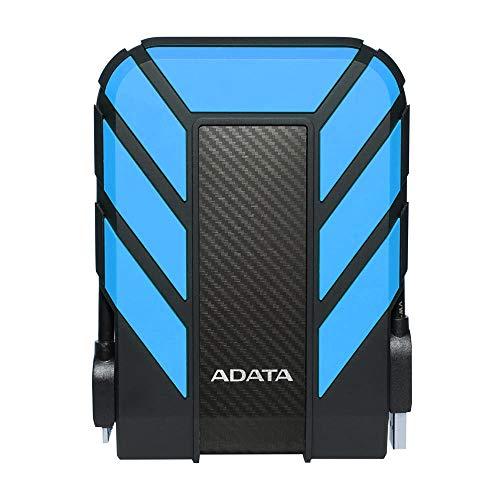 External Hard Drive, Entweg HD710 Pro External Hard Drive Portable Hard Drive 1TB USB3.1 Anti-Shock Data Encryption for Travel (Blue)