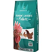 Produced in the UK Quality protein & amino acids For all types of adult & laying poultry, ducks, geese & bantams A complete feed