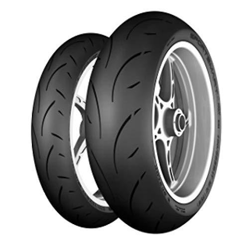 DUNLOP 120/60 ZR17 55W SPORTSMART 2 MAX TL -60/60/R17 55W - A/A/70dB - Moto Pneu
