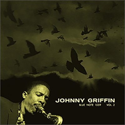 Johnny Griffin - Vol. 2 - Music Matters Jazz