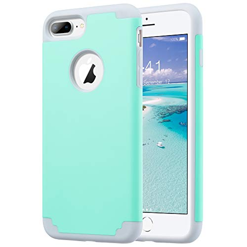 ULAK Cover iPhone 7 Plus iPhone 7 Plus Custodia Ibrida a