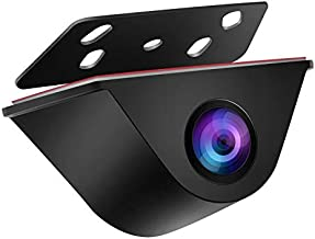 PORMIDO New Backup Camera for D50 PR998 with Rear Cam Cable Plug into 2 in 1 Cameras Connect Cable