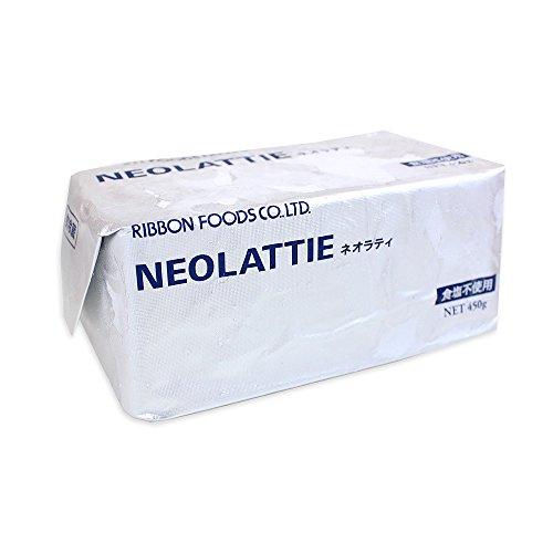 マーガリン 無塩 ネオラティ リボン食品 食塩不使用タイプ 450g_