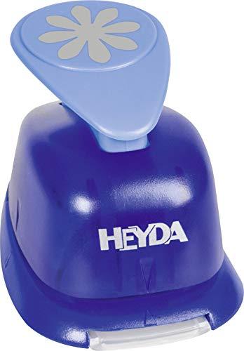 Heyda 203687500 Heyda 203687500 Motivstanzer groß Motivgröße: ca. 2,5 cm, Motiv: Blume