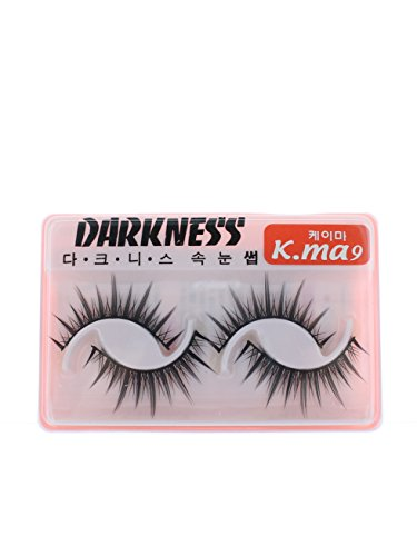 Darkness False Eyelashes K-Ma 9 by False Eyelashes