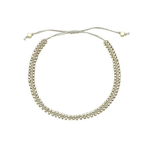 Stroili - Bracciale in Metallo in Stile Boho Chic per Donna - Boho Chic