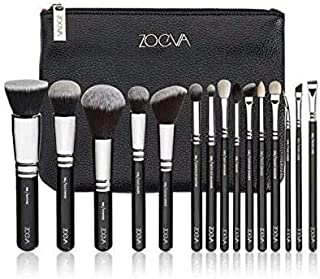 Zoeva Fashion 15pcs Wool Makeup Brushes Sets Tools Dazzle Colour Brushes for Women