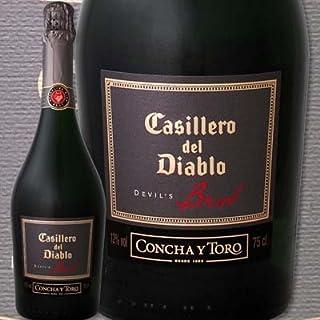 カッシェロ・デル・ディアブロ・デビルズ・コレクション・ブリュット チリ スパークリングワイン 750ml ミ