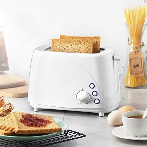 YALIXI Professioneller Toaster Für Den Heimgebrauch,Frühstück Spucken Fahrer,Mit 5 Backeinstellungen,Minivollautomatischer Sandwichmaker,Abnehmbare Brotkrumenschale