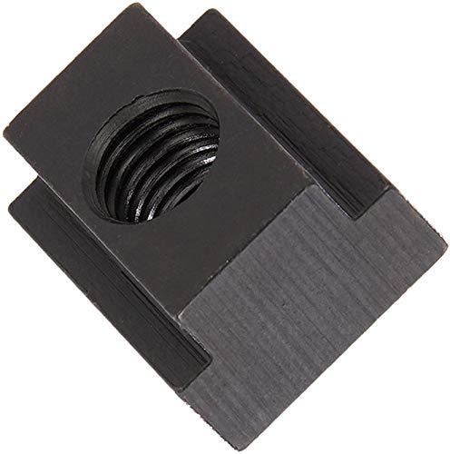 1 Pack T-Slot Muttern M36 Klemmtisch Nut Fräsen T Gleitmutter Block Slot Maschine Werkzeug M36 Schraube schwarz