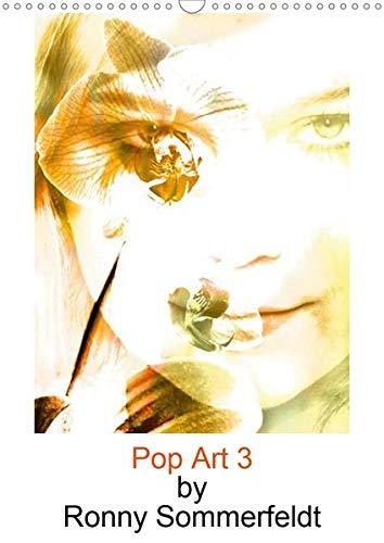 Pop Art 3 by Ronny Sommerfeldt (Wandkalender 2020 DIN A3 hoch): Digitale Pop Art von Ronny Sommerfeldt (Monatskalender, 14 Seiten )