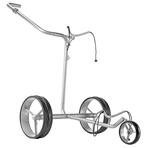 Lowest Price! JuCad Drive SL Electric Trolley Cart Titanium