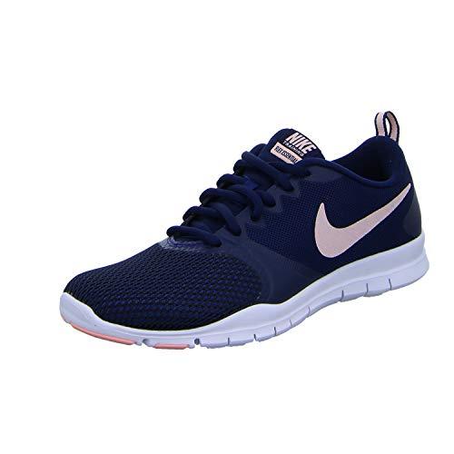 Nike Damen Wmnsflex Essential Tr Sneakers, Mehrfarbig (Obsidian/Storm Pink/Gridiron 001), 39 EU