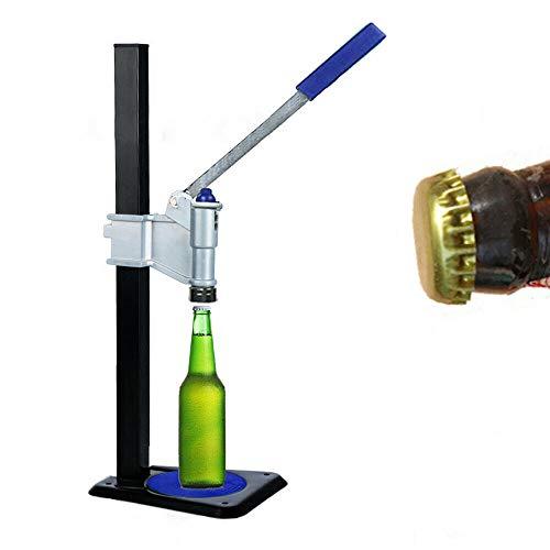 Dyrabrest Manual Beer Capping Machine Bottle Cap Sealer Glass Bottle Capper For Soft drinks homebrew beer