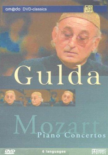 Mozart: Piano Concertos Nos. 20 And 26 (Gulda) [DVD] by Janos Darvas